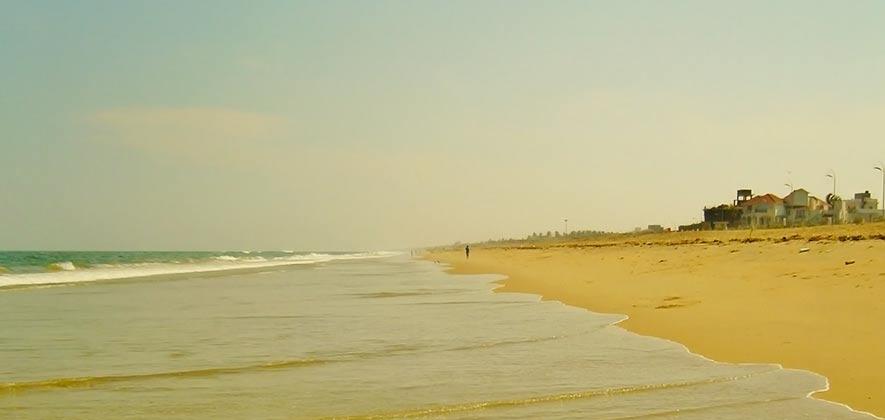Best Beaches in Chennai - Thiruvanmiyur Breezy beach