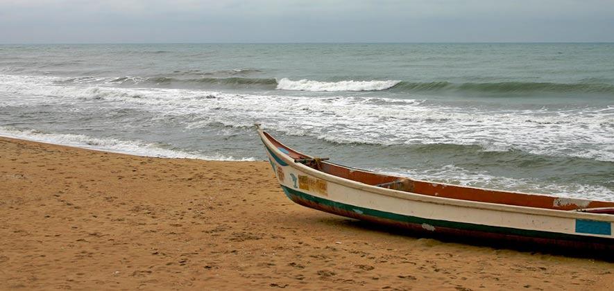 Covelong beach - Best Beaches in Chennai