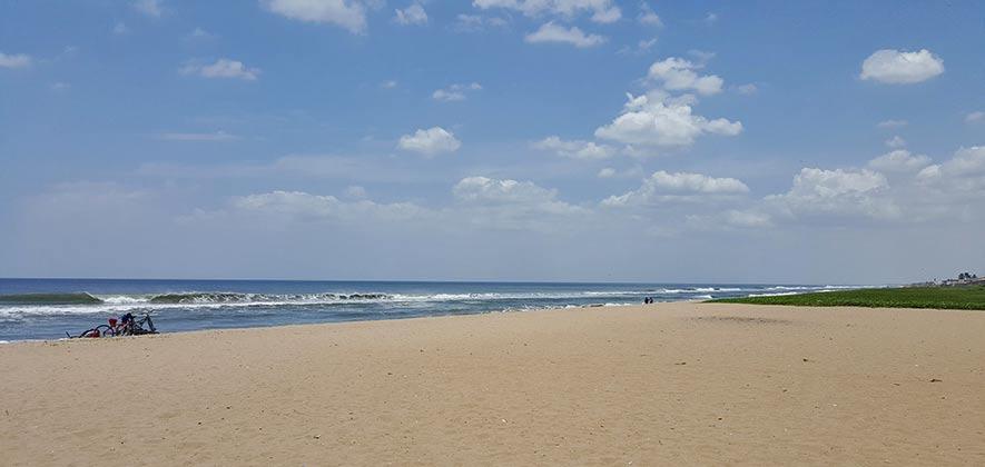 Neelankarai beach - Best Beach in Chennai