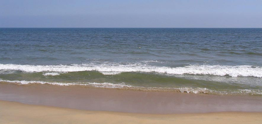 Santhome Beach - Chennai's Best Beaches