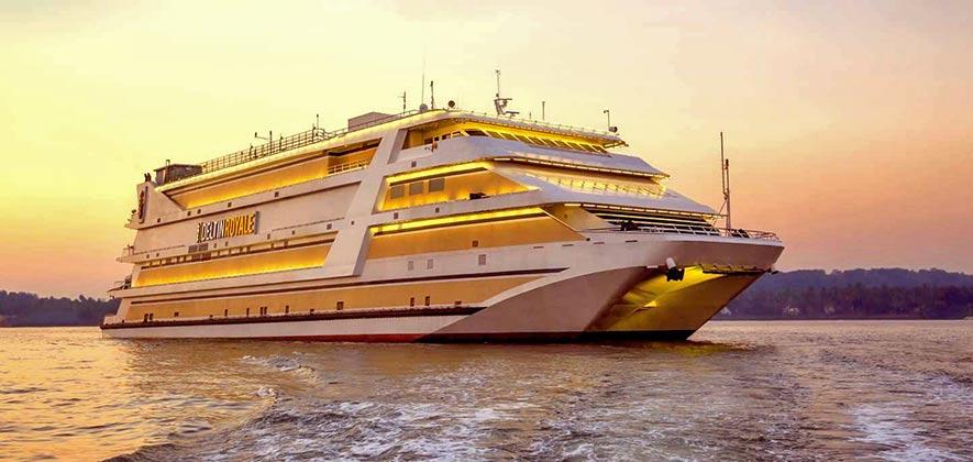 Deltin Royale Goa - Best Casinos in Goa