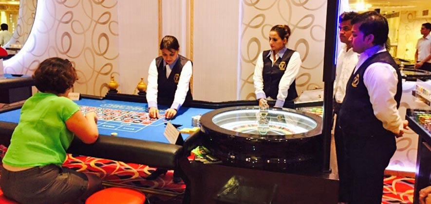 Grand 7 Casino Candolim - Top Casino in Goa