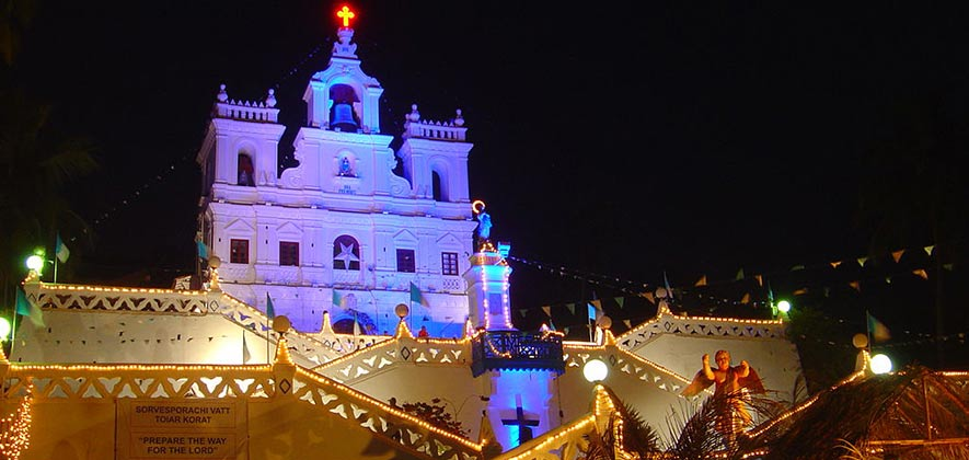 Our Lady of the Immaculate Conception - Churches of Goa