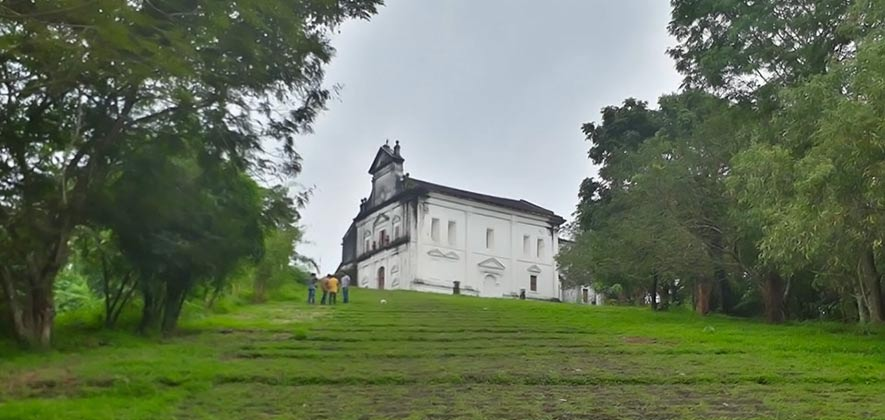 Church of our Lady of the Mount - Churches of Goa