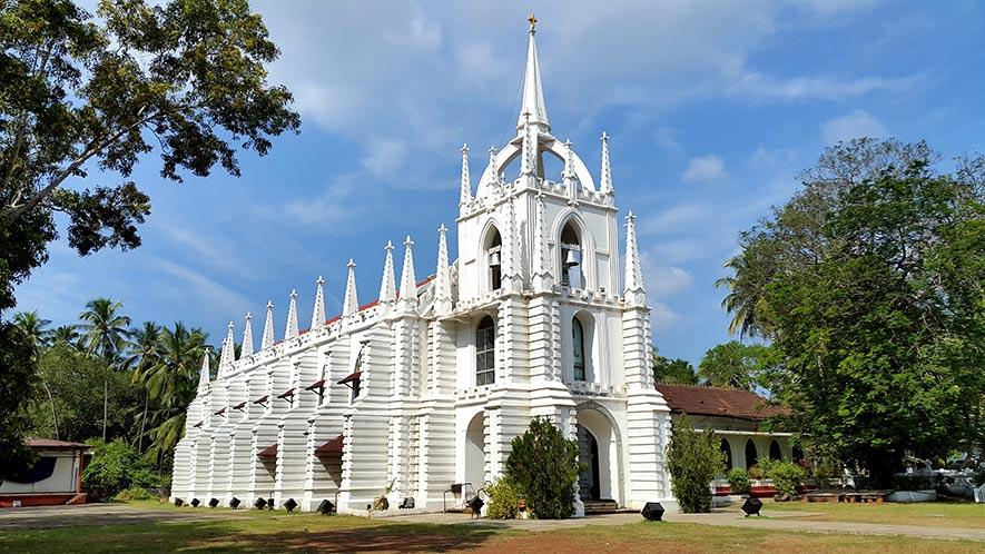 Mae De Deus - Churches of Goa