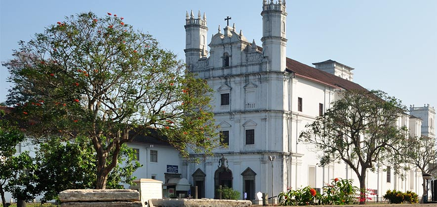 Church of St. Francis of Assisi - Best Churches in Goa