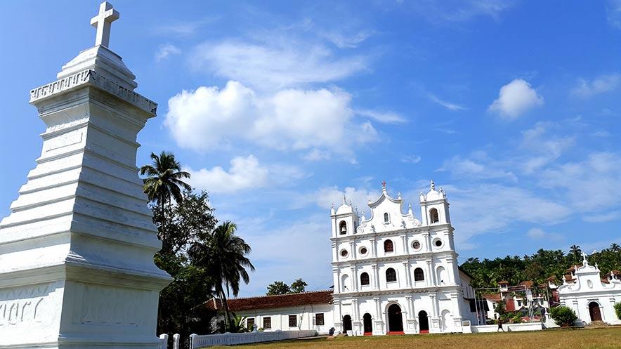 St. Diogo Church - Must Visit church in Goa