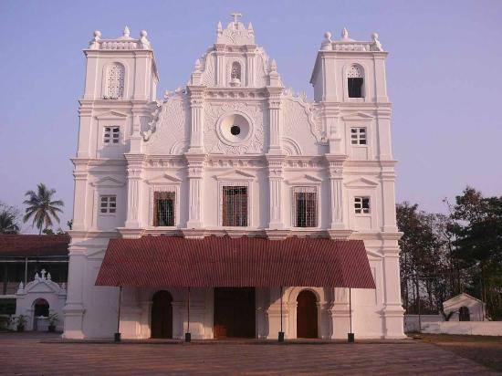 St. John The Baptist Church Goa - Best Churches in Goa