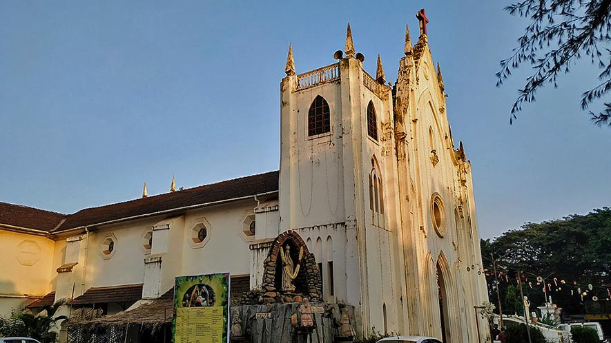St. Andrews - Top Churches in Goa