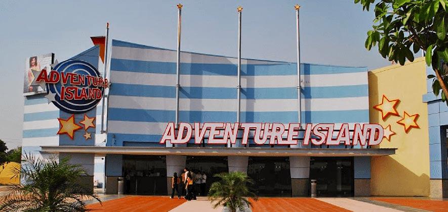 Adventure Island - Best Amusement and Water Parks in Delhi