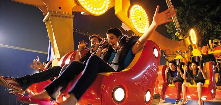 Worlds of Wonder - Best Amusement and Water Parks in Delhi
