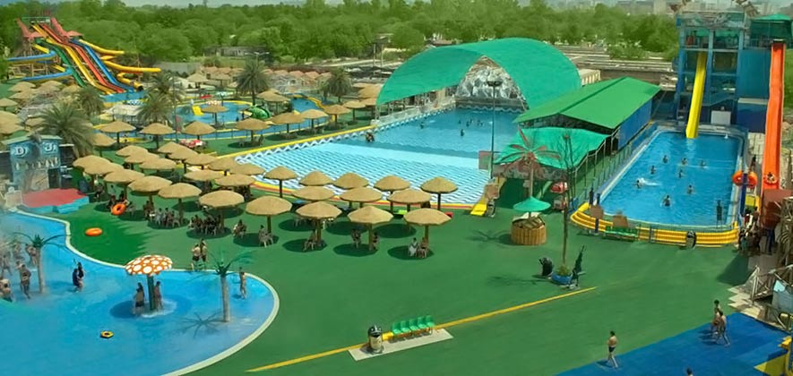 Fun N Food Village - Best Amusement and Water Parks in Delhi