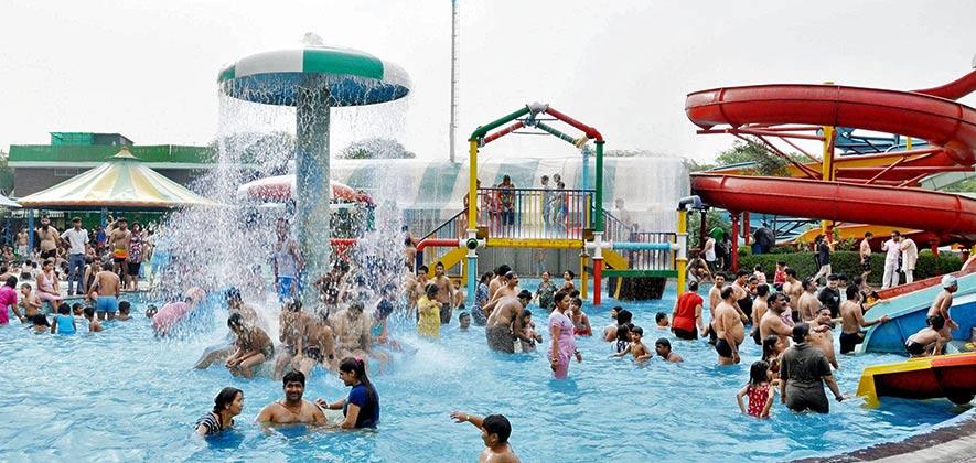 Splash - Best Amusement and Water Parks in Delhi