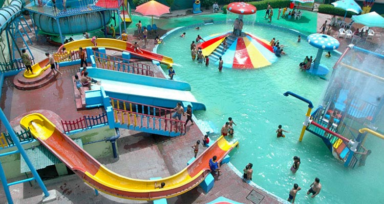 Just Chill - Best Theme and Water Parks in Delhi