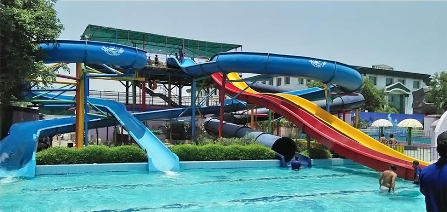 Drizzling Land Water and Amusement Park - Best Amusement and Water Parks in Delhi