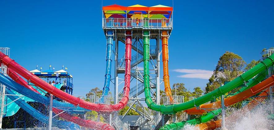Wet N Wild - Best Amusement and Water Parks in Delhi