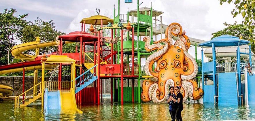 Atlantic Water World - Best Amusement and Water Parks in Delhi