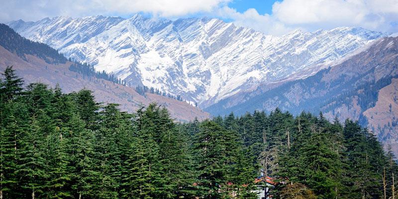 Manali - Must visit hill-stations near Delhi