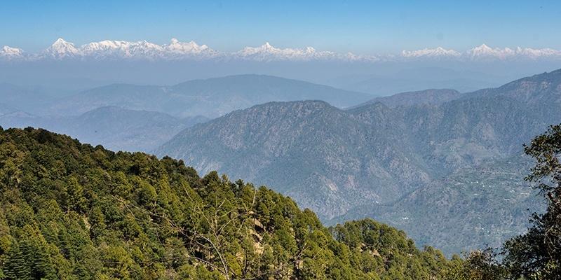 Binsar - Best Jungle Hill station near Delhi