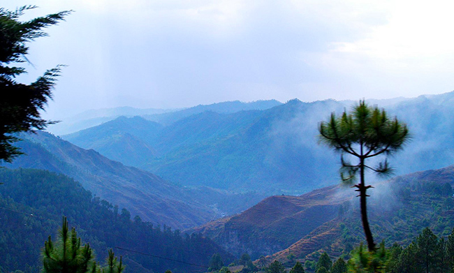 Munsiyari - Best hill-stations near Delhi