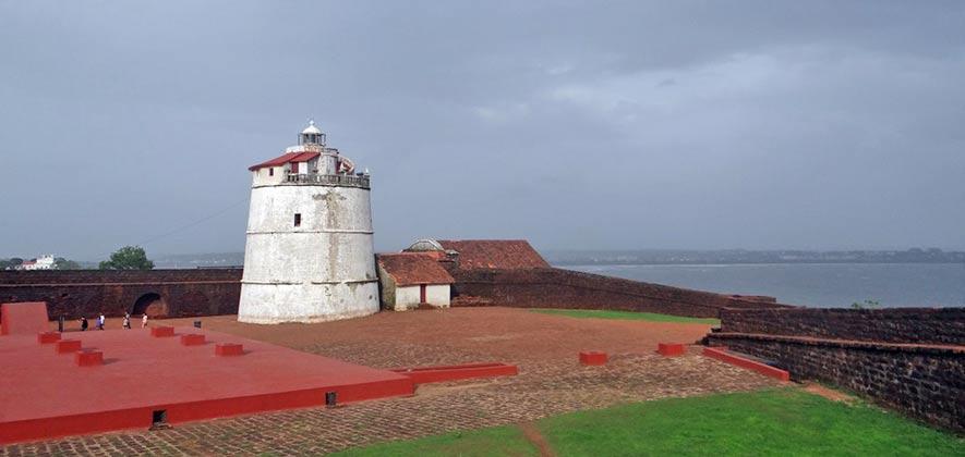 Fort Aguada - Best Forts in Goa