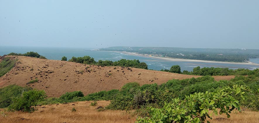 Chapora Fort - Top Forts in Goa