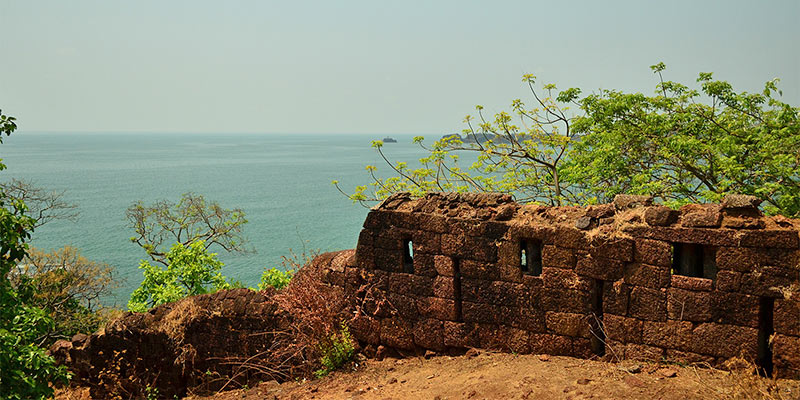 Cabo De Rama Fort - Top Forts in Goa