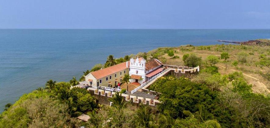 Terekhol Fort - Forts in Goa