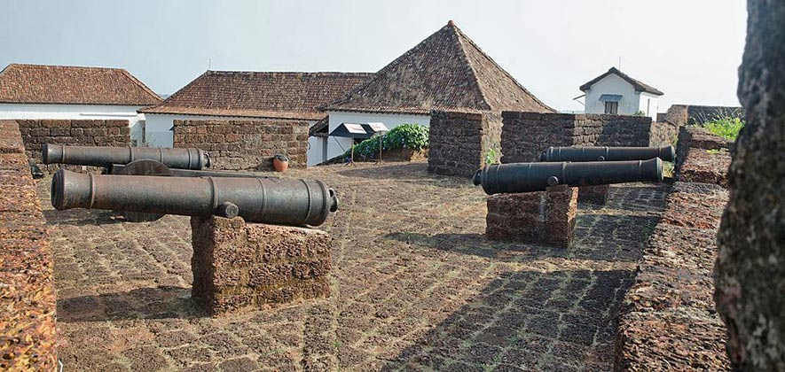 Reis Magos Fort - Best Forts in Goa