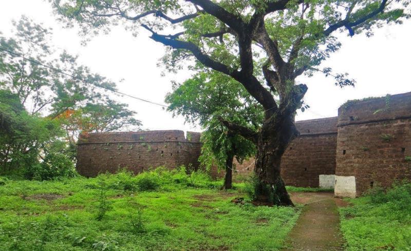 Mormugao Fort - Top forts in Goa
