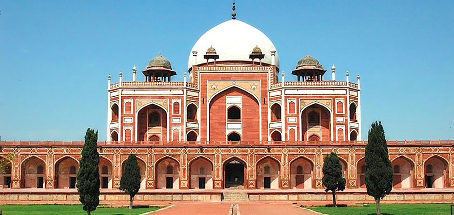 Humayun's Tomb - Monuments of India