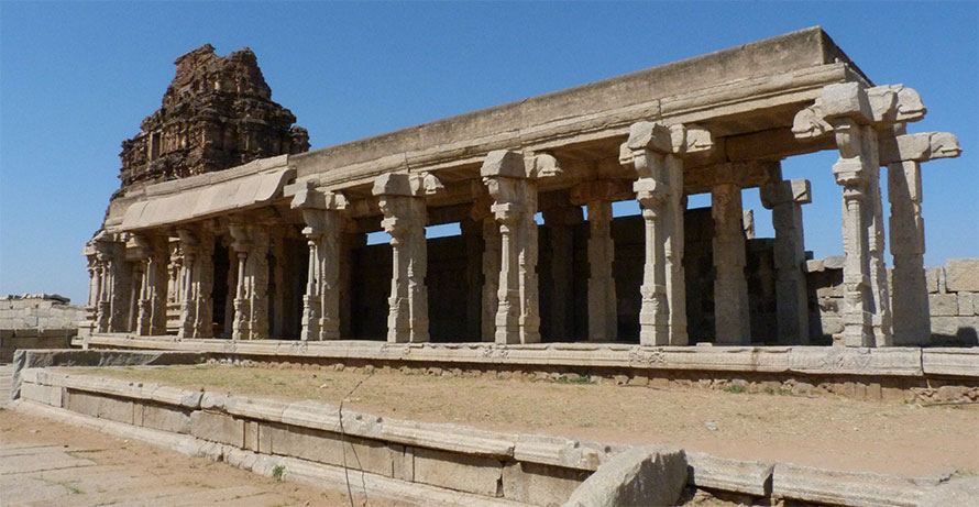 Hampi - Monuments of India