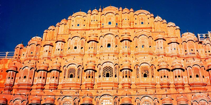 Hawa Mahal Jaipur - Monuments of India