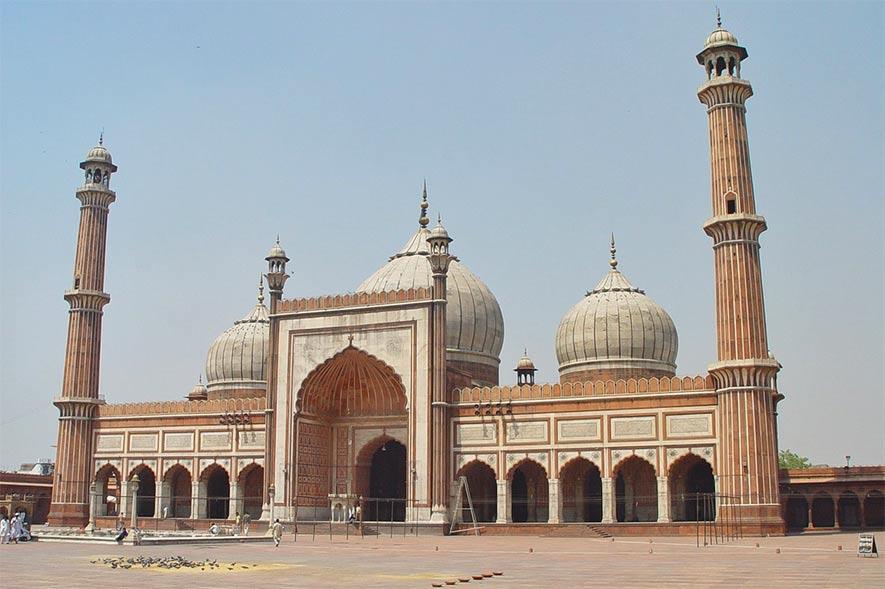 Jama Masjid - Monuments in India