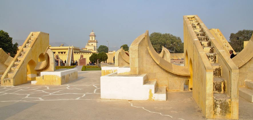 Jantar Mantar Jaipur - Monuments of India