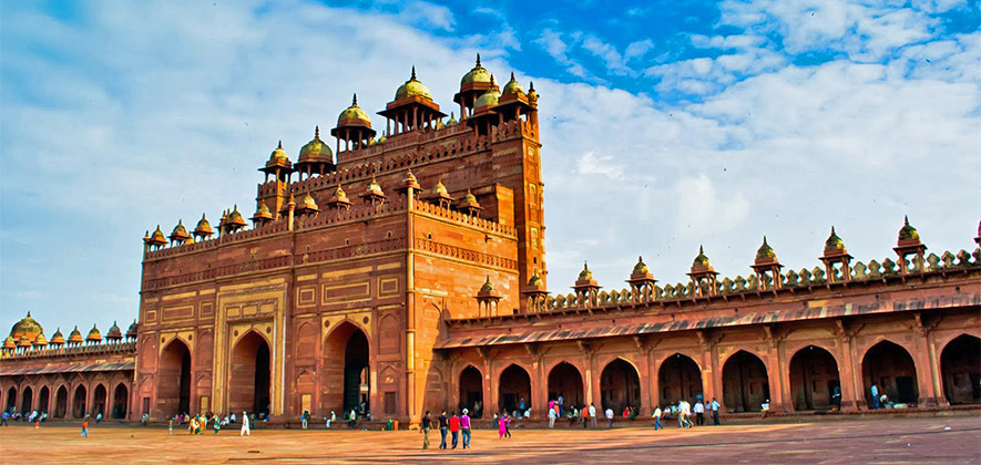 Fatehpur Sikri Agra - Most Popular Monuments of India