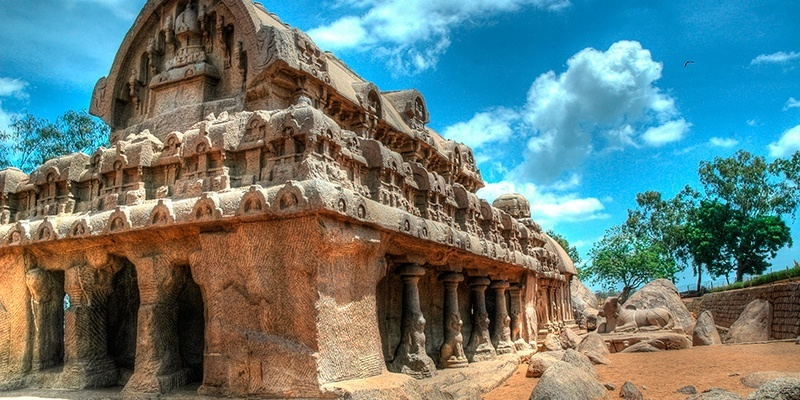 Mahabalipuram - Historical monuments of India