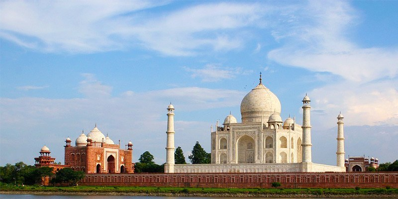 Taj Mahal Agra - Best Monuments of India