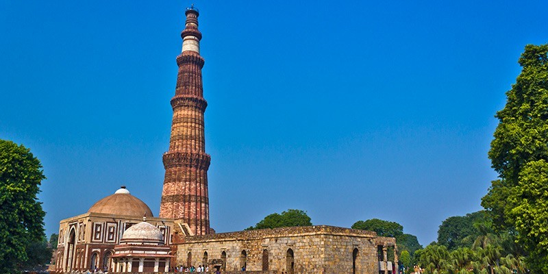 Qutub Minar Delhi - Top monument of India