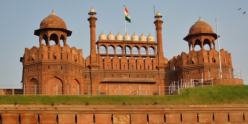 Red Fort - Top Monument of India