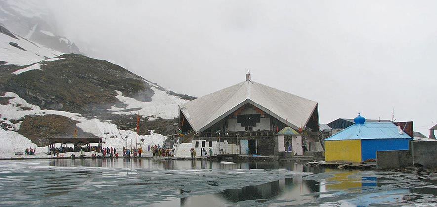 Hemkund Sahib - Religious Landmark of India