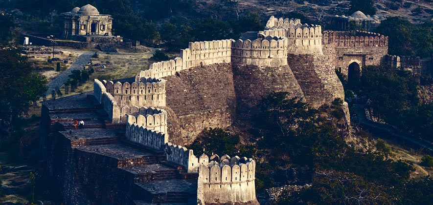 Kumbhalgarh Fort - Best Monument in India