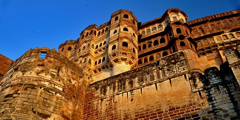 Mehrangarh Fort - Top Monument in India