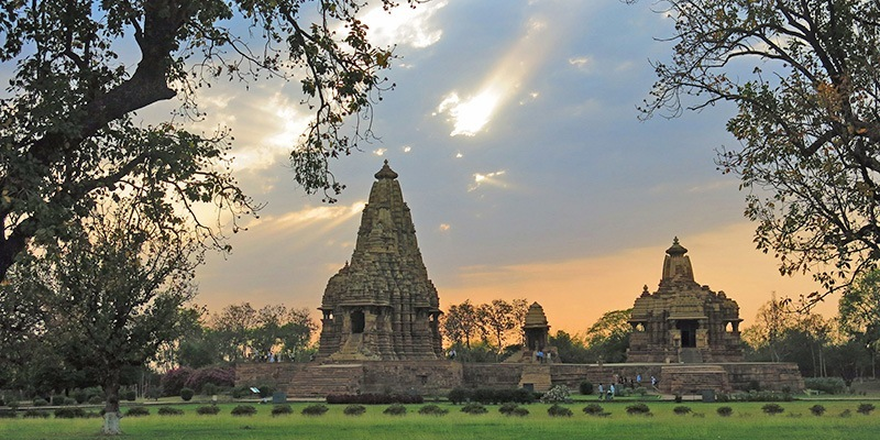 Khajuraho - Offbeat Monument in India