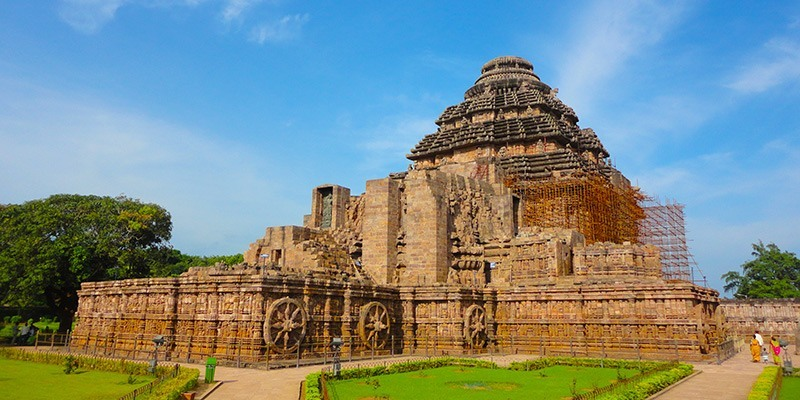Konark Sun Temple - Historical Monument in India