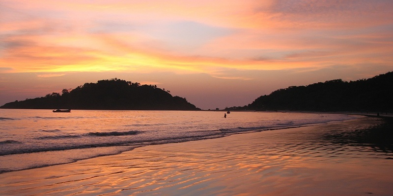 Colva Beach - Best Beach in South Goa