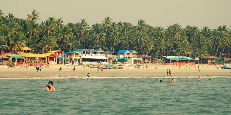 Palolem Beach - Best South Goa Beach