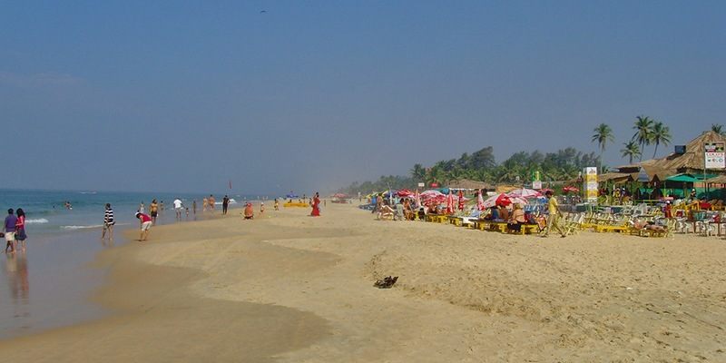 Best Beaches in South Goa - Benaulim Beach