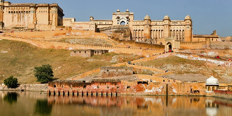 Forts in Jaipur - Amer Fort