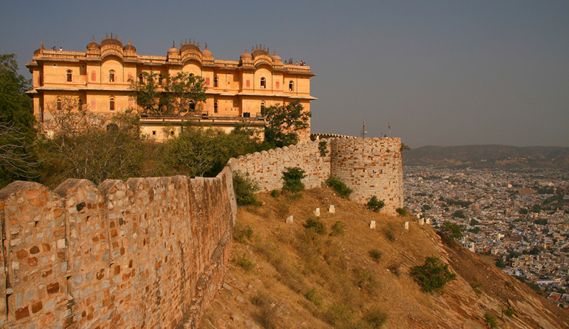 Forts in Jaipur - Nahargarh Fort